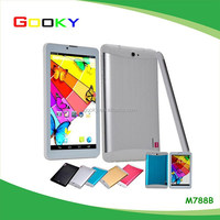 7 inch 3g Phablet Android Tablet PC MTK 6572 Dual Core with Dual Sim Card 3G Tablets Call Phone Dual Cam Multi Silver/black