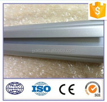 natural silvery anodized aluminium profile roof rack for car