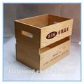 cajas de fruta de madera barata venta 2015 hot