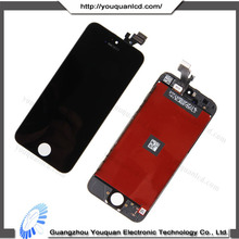 For iphone 5 lcd digitizer with Fully test before shipment recycle broken lcd screen for iphone 5