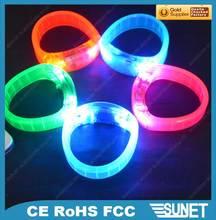 Wedding centerpieces ABS glow in the dark hawaiian bracelet