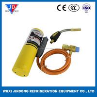 Portable gas welding torch, non-oxygen welding torch welding blow lamp