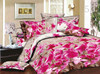 Disperse Printed Floral 100%Polyester Brushed Fabric in Vintage Flower Design