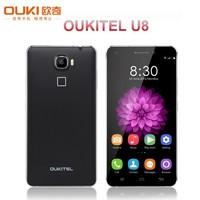 OUKITEL U8 Universe Tap 5.5 inch Android 5.1 MTK6735 Quad-core 4G Smartphone 2GB RAM 16GB ROM 1280x720P 5MP+13MP Camera Unlocked