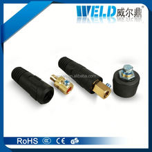welding cable connectors terminal, welding lead copper, mig welding wire harness specifications