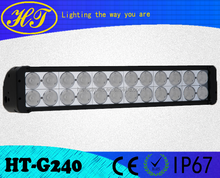 LED offroad light bar, led 240w worklight, factory sales directly 240 watt for wholesales