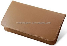 High-end pouch leather case for samsung galaxy