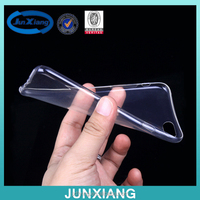 NEW HOT! clear crystal tpu mobile phone case for iphone 6 thin than 0.5mm