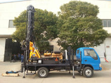 multi-functions Drilling Rig For Water Wells/Truck Mounted Water Well Drilling Rig Machine
