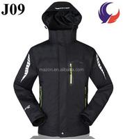 Wholesale waterproof winter name brand bulk clothing for man J09