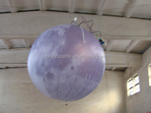 Inflatable moon advertising for event /inflatable moon ball