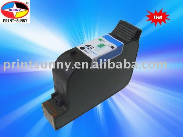 Tinta a jato de tinta cartucho para HP 51645/45, Usar no DJ 710C / 720C / 820cxi etc