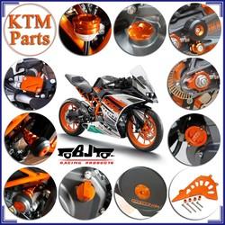 New Arrival Wholesale Orange CNC Aluminum KTM Duke Motorcycle Body Kits
