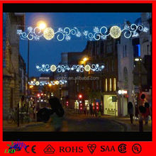led holiday skylines decorative commercial festival outdoor christmas street light decoration