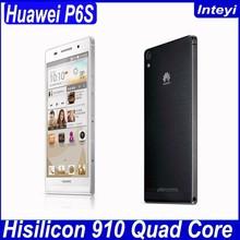 Original 4.7'' Huawei Ascend P6SQuad Core Phone 2GB RAM 16GB ROM GPS Android 4.2 Google Play Store Multi Lanugage