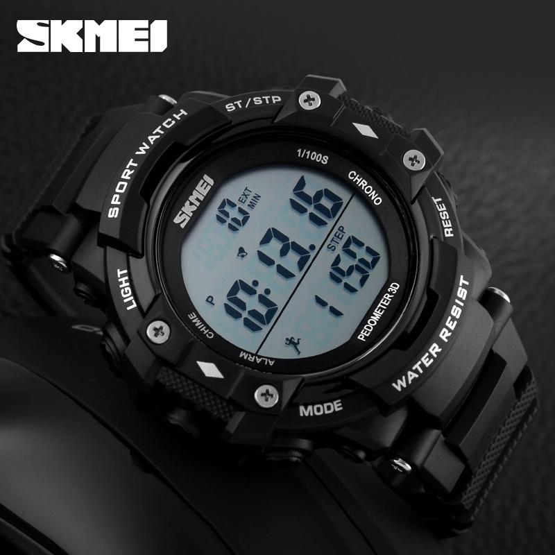 mens rubber analog digital fancy chronograph