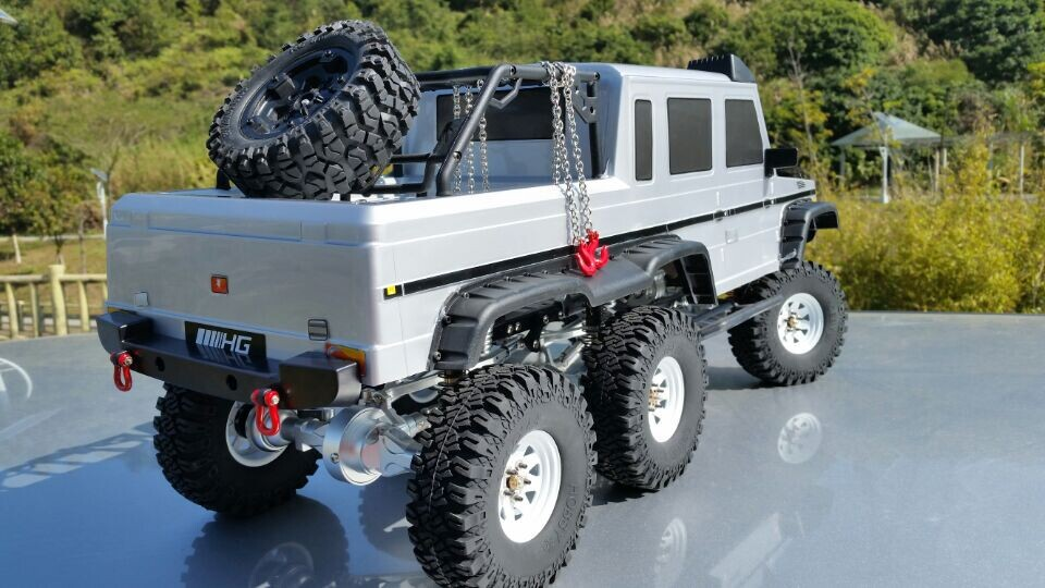 The Best From Toyota Supras And Rock Crawlers Rock+Climbing+RC+Trucks ... climbing car with body shell for rc 6x6WD ...