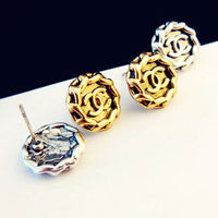OU2179 hot new products for 2015, fashion jewelry in chile,jewelry wholesale thailand,Silver Stud Earring