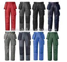 Pantaloni cargo, pantaloni cargo con tasche laterali,