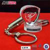 high quality low price crystal animal keychain