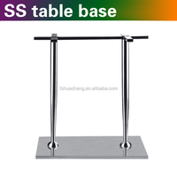 Bar table base with good quality