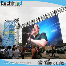 P4.8 outdoor concert led video screen sale on Qatar