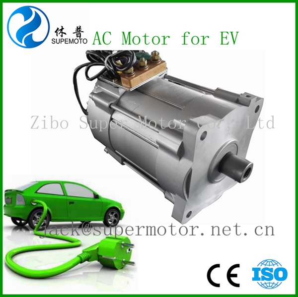 Electric Car Ac Motor Or Ac 3 Phase Motor 5kw 15kw For Ev