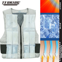 hotsale PCM summer safety vest