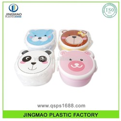 Yooyee BPA free plastic microwave Japanese style wholesale bento box eco friendly food container
