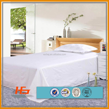 Used hotel cotton bed sheets manufacturers in China