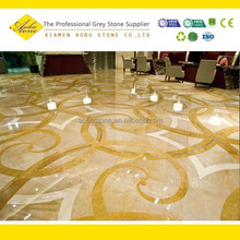 water jet marble pattern indoor design