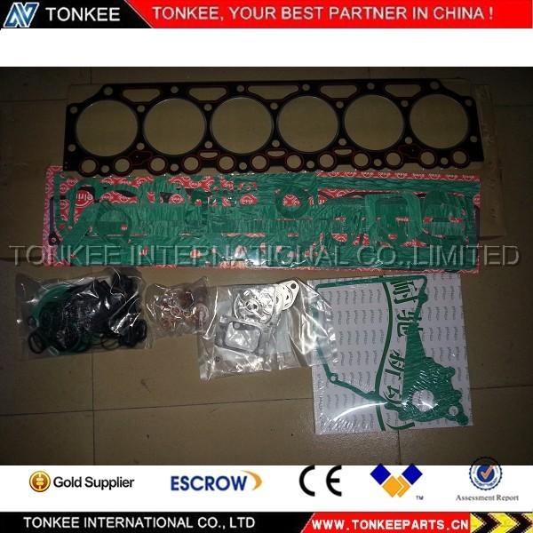 DEUTZ D7D engine gaskit kit for VOLVO EC290B (3).jpg