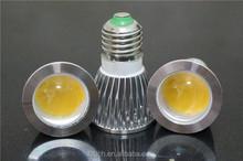china manufacturer 5w e27/ gu5.3/gu10 led light bulbs wholesale warm white spot led light bulb