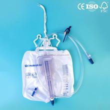 Luxury urine drain bag with urine meter