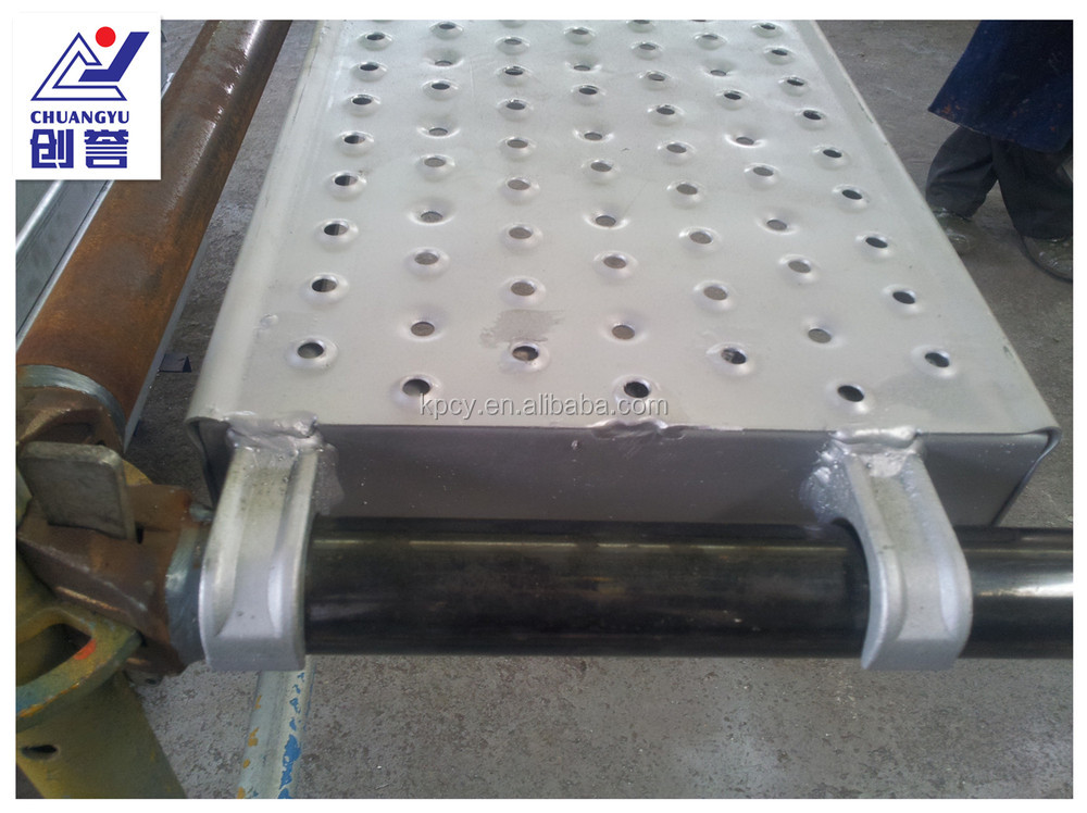 Steel Scaffolding Parts : Steel catwalk in ladder and scaffolding parts buy