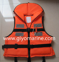 solas foam fishing life jacket for men and women