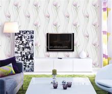 2015 Home Wallpaper / Designed Wallpaper / Vinyl Wallpaper / 3D PVC Wallpaper / Wall paper / Wallcoverings