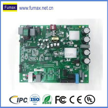 OEM/ODM PCB manufacturing and assembly service for industral devices like metal detector pcb board