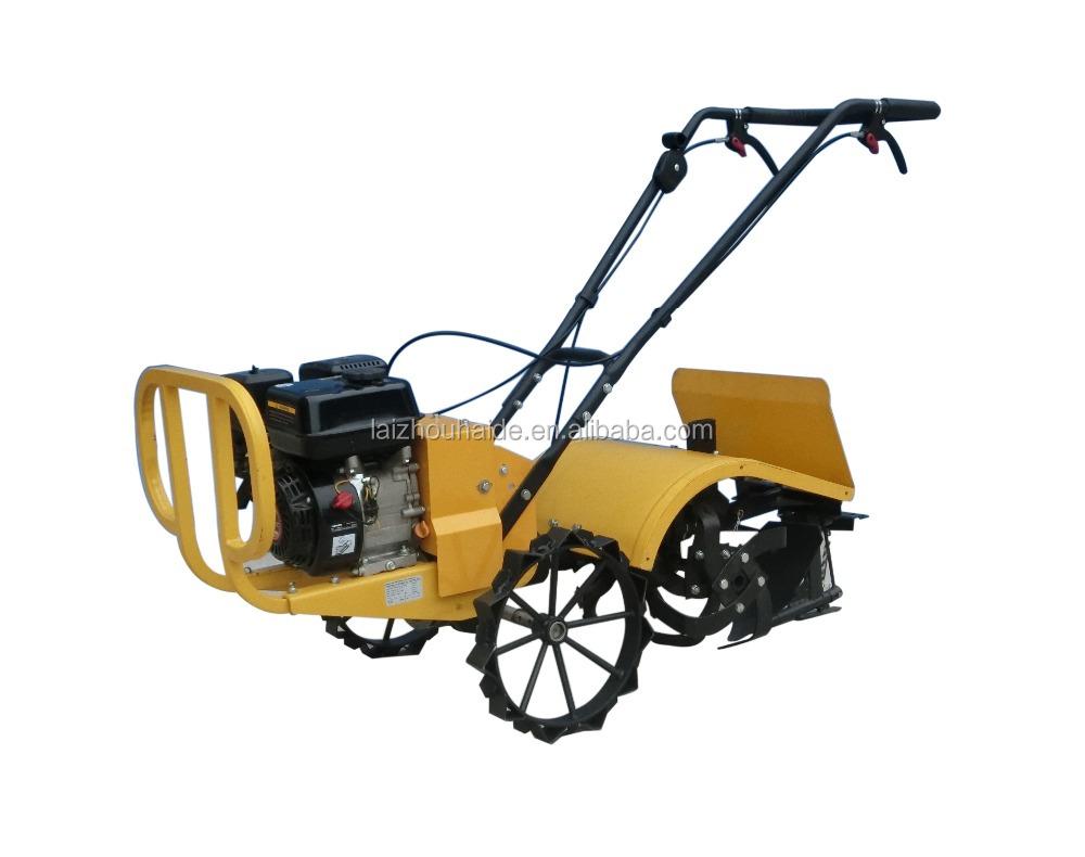 5 Rotary Tiller : Economic hp walking tractor mini tiller rotary