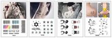 Tattoo sticker---Shenzhen Lamye Co.,ltd(Linda Wan)