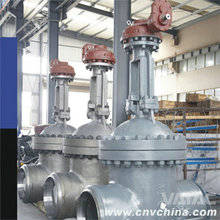 High Quality API 600 Cast Steel Gate Valve Manufacture