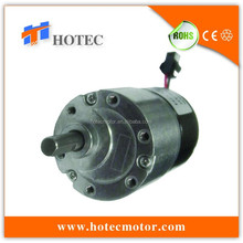 High precision quiet 6mm dia shaft long life reversible 12v low rpm brushless dc motor