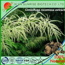 Factory supply top quality natural black cohosh extract