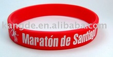 2012 Fashion Silicone Bracelets for Gifts