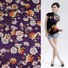 100% cotton poplin print fabric textiles for lady's t shirt clothing