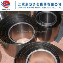 hot sale for W.Nr 2.4669 super alloy nickel alloy inconel X-750 strip