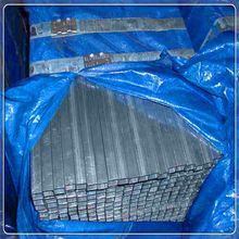 Zinc 80-120g/m2 Galvanized square tube/hollow section