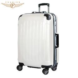 4 wheels hard plastic kids luggage