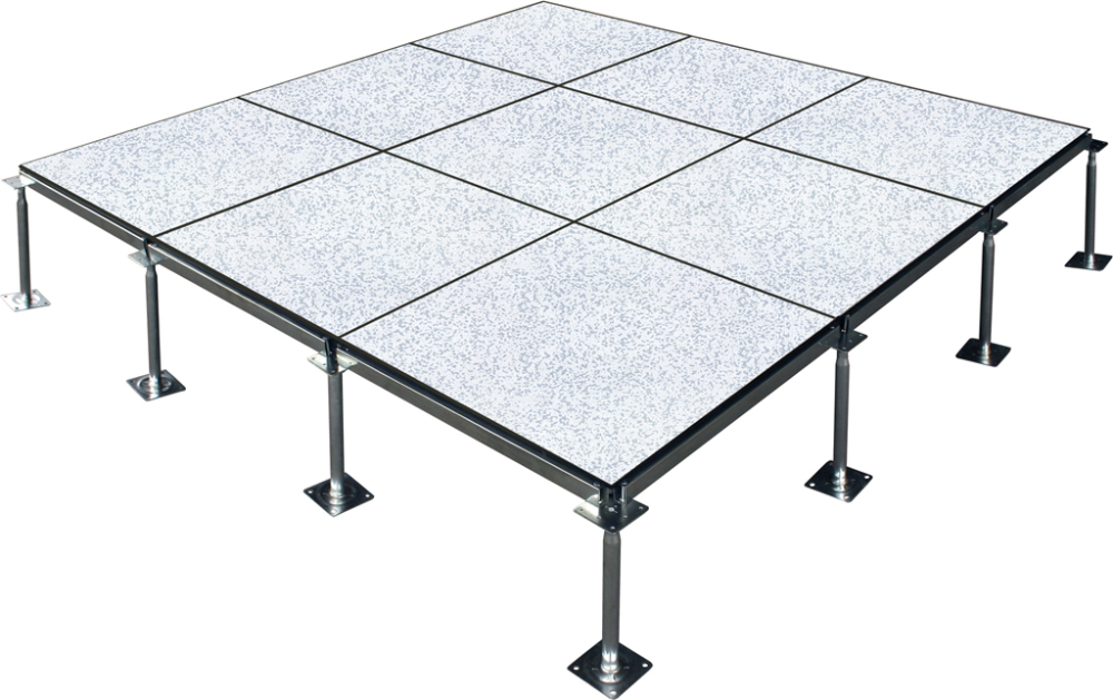 Static Floor Systems : Raised floor anti static pvc tile buy