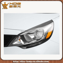 used cars made in china iso headlamp, Korea head lamp, car headlights